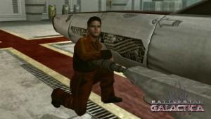 personnages battlestar galactica