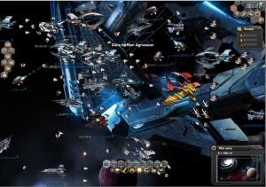 jeu dans l'espace