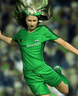 test football superstar