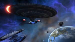 vaisseau star trek