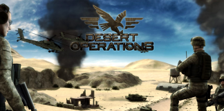 Test Desert Operation