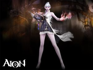 gameplay aion