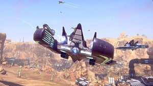 véhicules planetside 2