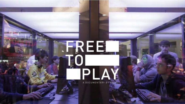 """""""Free to Play"""" : le documentaire de Valve sur l'eSport"""