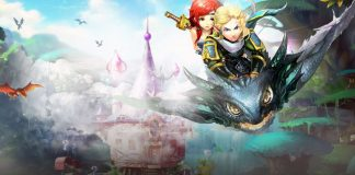 jeu par navigateur demon dragon