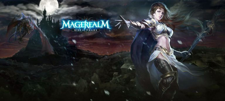 Magerealm : Rise of Chaos