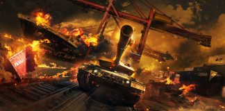 armored warfare jeu