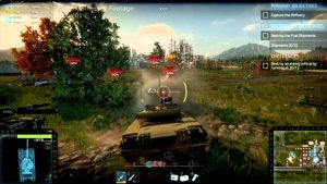 gameplay armored warfare