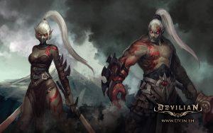 classes devilian