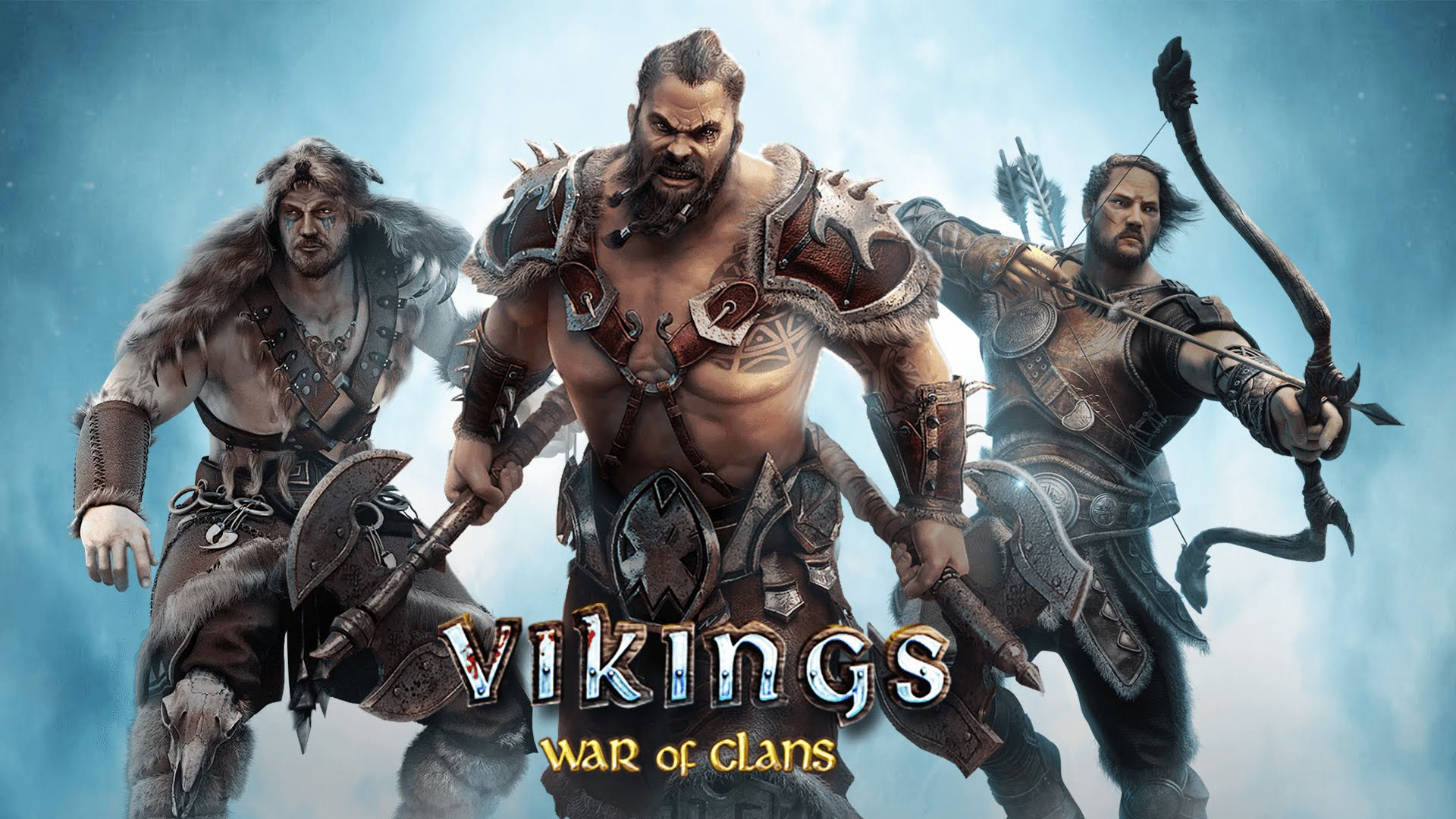 vikings war of clans test et avis du jeu par navigateur de strat gie sur blog jeu. Black Bedroom Furniture Sets. Home Design Ideas